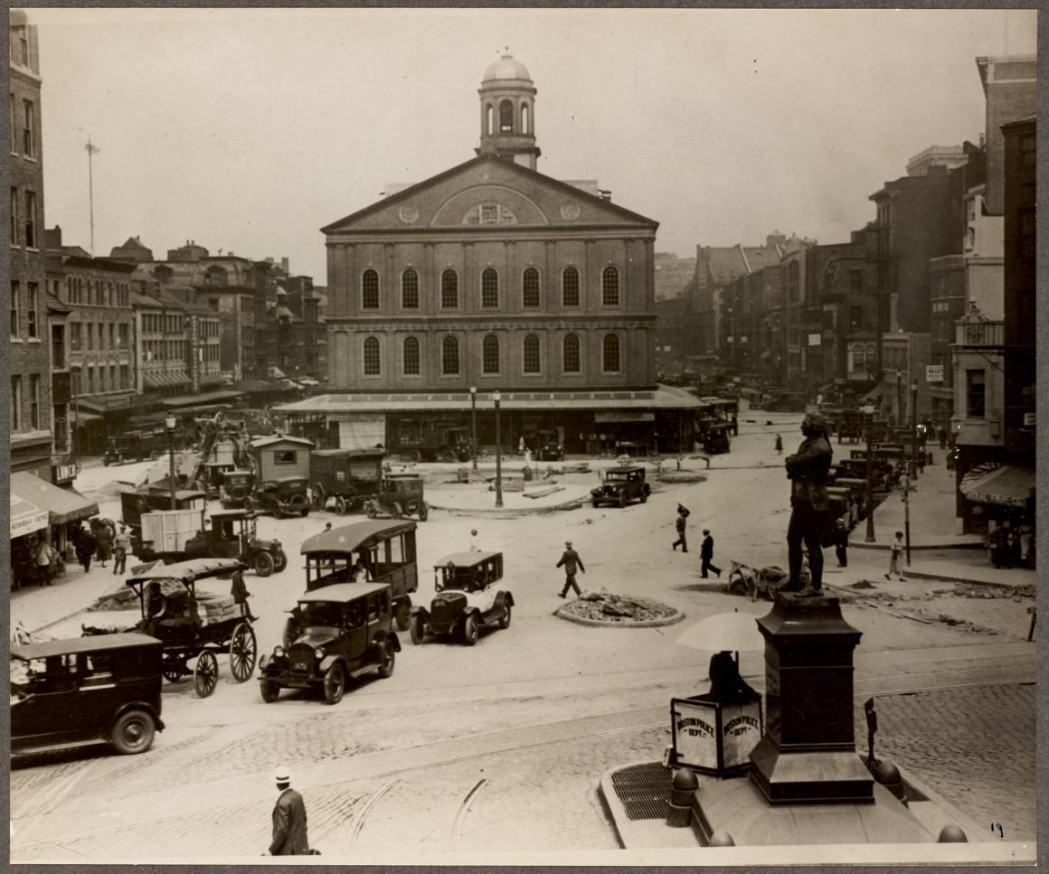 Faneuil Hall 1926