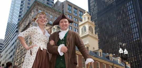 Maps   The Freedom Trail