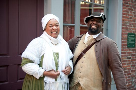 African-American Patriots® | The Freedom Trail