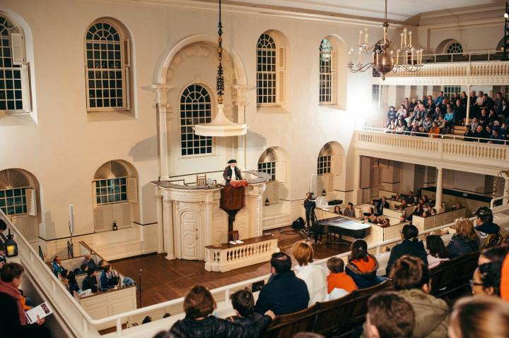 Old South Meeting House Special Events