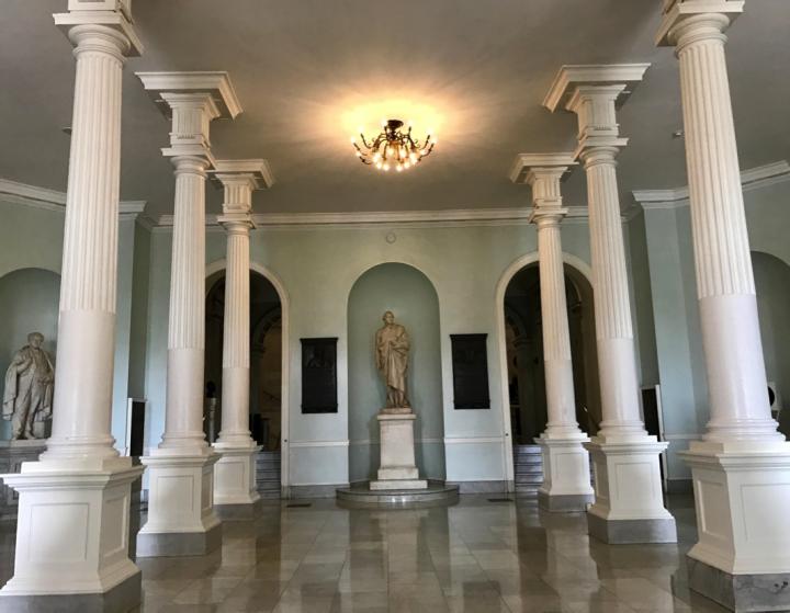 Doric Hall