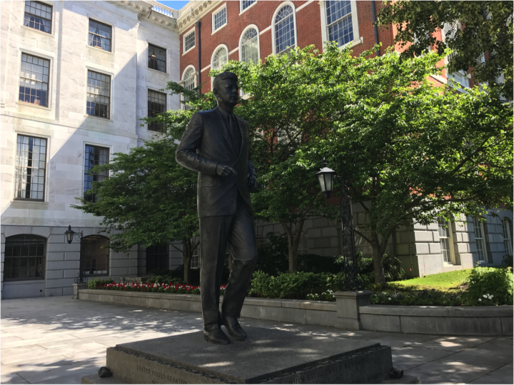 John F. Kennedy Statue
