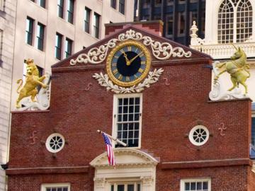 Old State House Clock