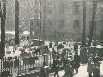 Historic King's Chapel Burying Ground
